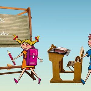 Quel est le poids idéal d'un cartable pour la primaire